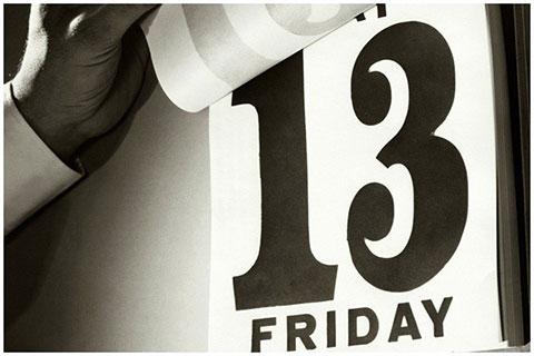 Một năm có tối đa bao nhiêu thứ 6 ngày 13?