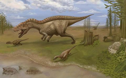 9 điều bạn nên biết về khủng long