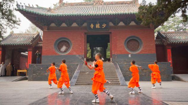 ảnh Thiếu Lâm Tử,nhà sư,lịch sử,phương Tây,Trung Quốc,có thể bạn chưa biết