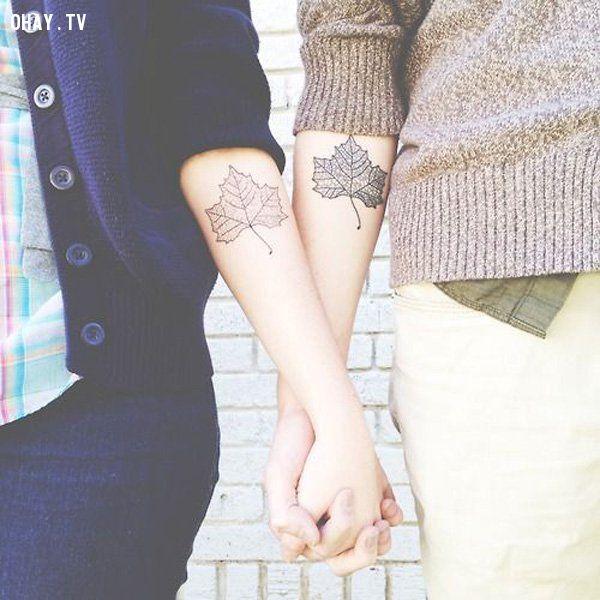ảnh hình xăm,hình xăm đôi,bạn thân,chị em,tình yêu,gắn kết,bộ sưu tập hình xăm,hình xăm tuyệt đẹp