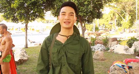 Đại diện Việt Nam trả lời quá nhàm chán tại Mister Global 2015