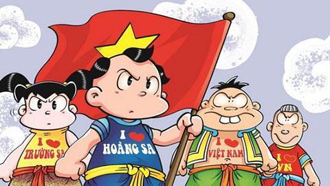 Những bộ truyện tranh gắn liền với tuổi thơ !