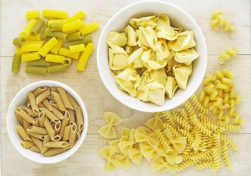 Mua pasta đúng cách