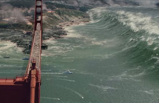 Nghẹt thở với trailer 2 của San Andreas