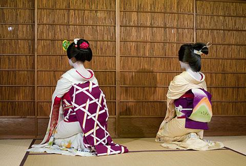 Nền công nghiệp Geisha ở Nhật bản