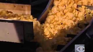 Đây là cách làm ra khoai tây lát mỏng bạn vẫn thường ăn