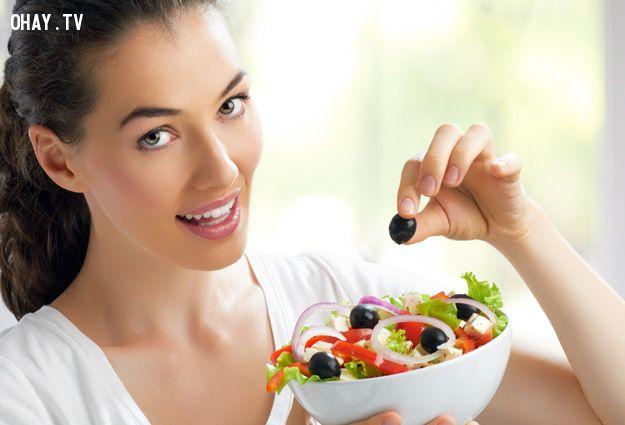 ảnh giảm cân,thức ăn,giảm cân nhanh,chất béo,cách giảm cân