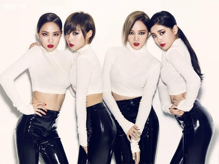 ảnh Miss A JYP Entertainment,Kpop,comeback