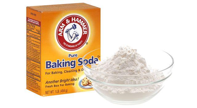 Sử dụng baking soda để chăm sóc tóc