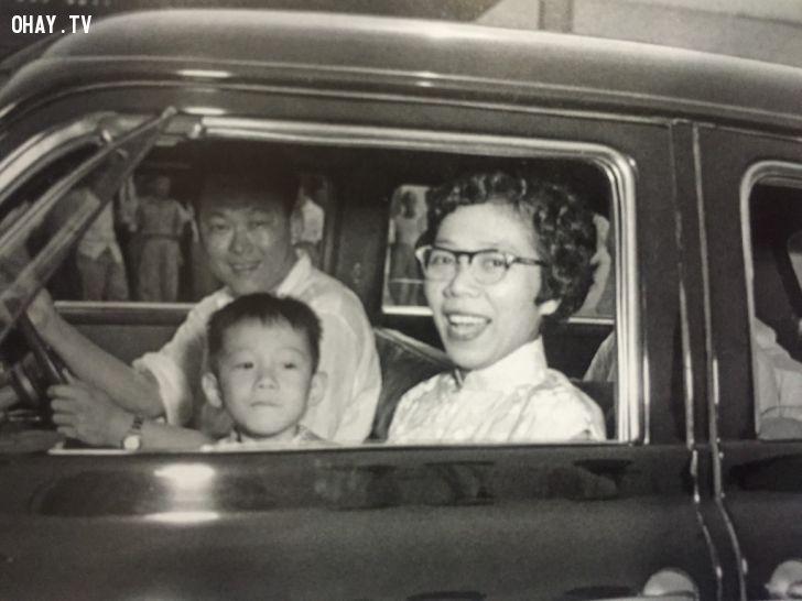 Gia đình Lý Quang Diệu
