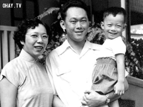 Thủ tướng Lý Hiển Long