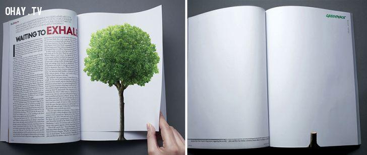 ảnh quảng cáo,sáng tạo,ý nghĩa,thay đổi cuộc đời,thay đổi cách sống