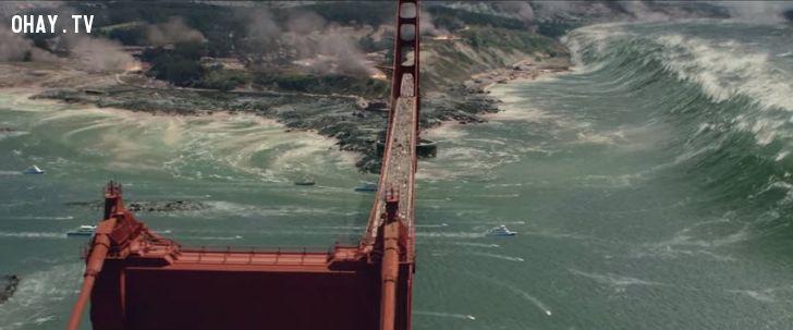ảnh San Andreas,trailer phim,San Andreas 2015