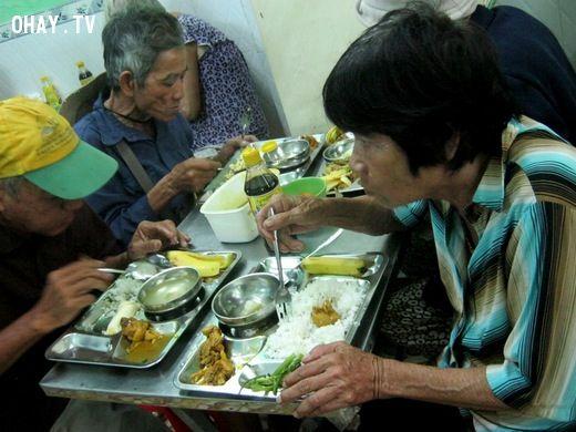 ảnh Sài Gòn,tình người,ấm áp