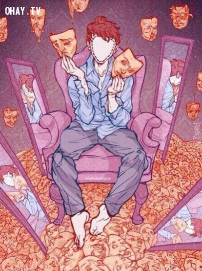 ảnh chân lý,sự thật về cuộc sống,triết lý cuộc sống,suy ngẫm