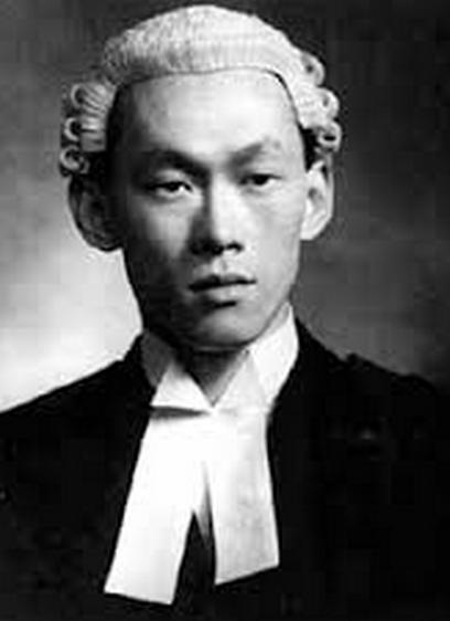 Luật sư Lý Quang Diệu