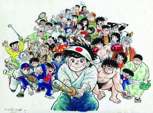 ảnh truyện tranh,tuổi thơ
