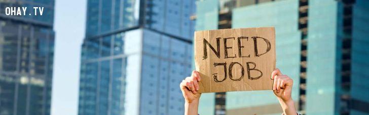 ảnh thất nghiệp,việc làm,kỹ năng,tích cực,lạc quan