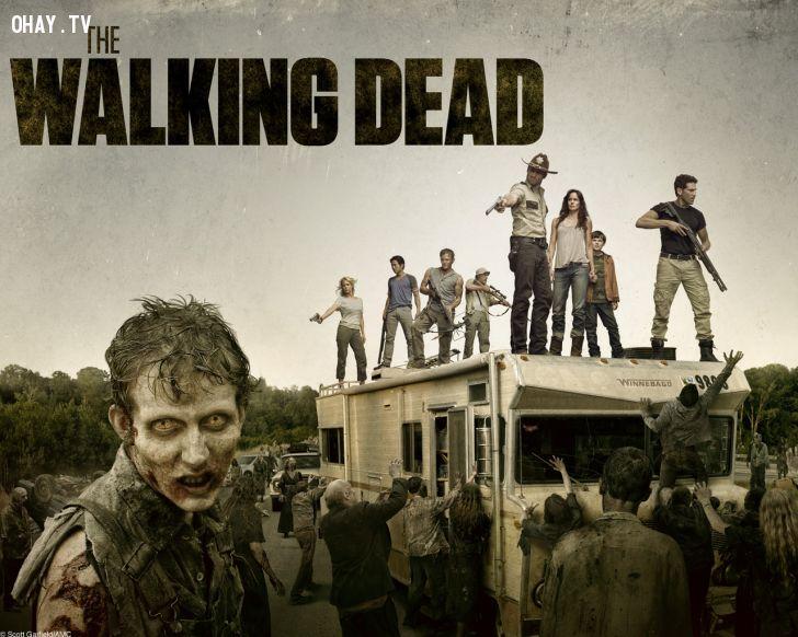 ảnh Walking Dead,khởi nghiệp,bài học