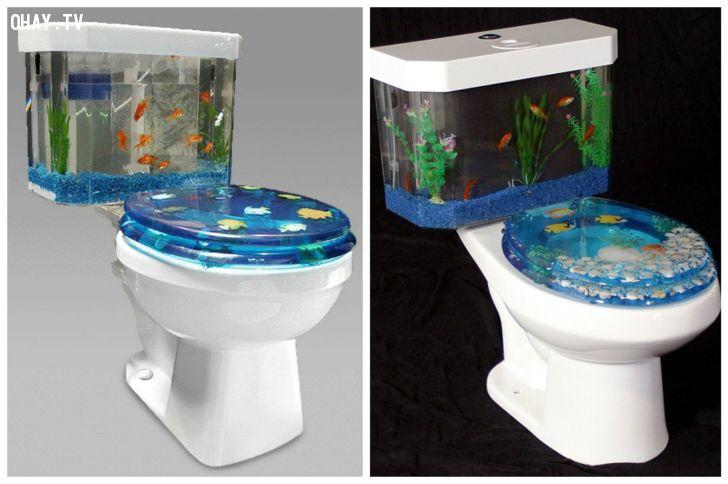 ảnh nhà vệ sinh,bồn cầu,sáng tạo,ý tưởng điên rồ