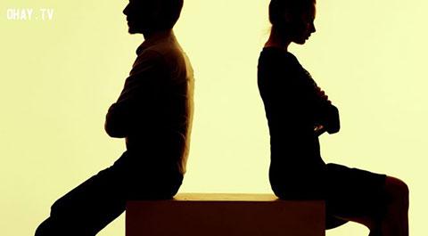 10 lý do để chấm dứt một cuộc hôn nhân không còn tình yêu