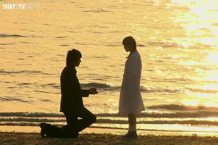 ảnh cầu hôn,cách cầu hôn,tình yêu