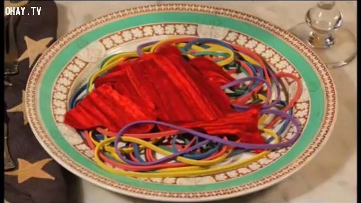 ảnh mì ống,Western Spaghetti,stop motion