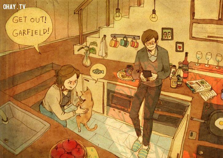 ảnh tình yêu,tình yêu đơn giản,hạnh phúc là gì