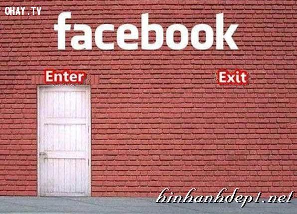 ảnh Facebook,nghiện facebook
