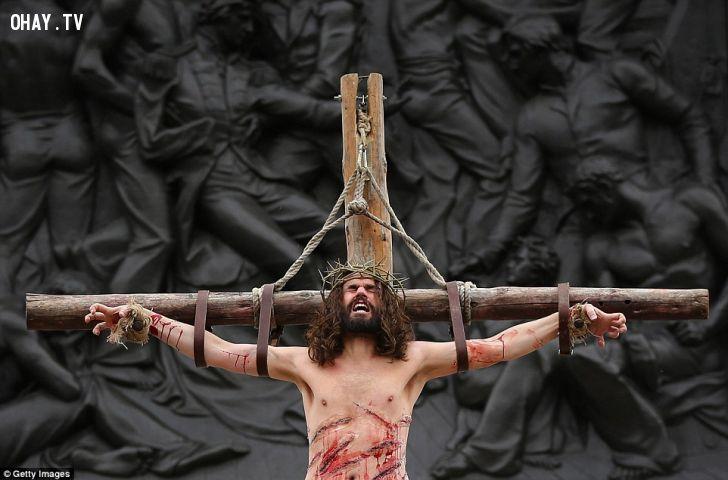 ảnh Chúa Giê-su,thứ sáu Tuần Thánh,lễ Phục Sinh,đền tội