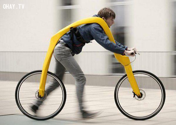 Chiếc xe đạp Fliz
