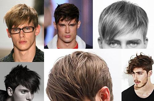 Top 5 xu hướng tóc cho nam giới 2015