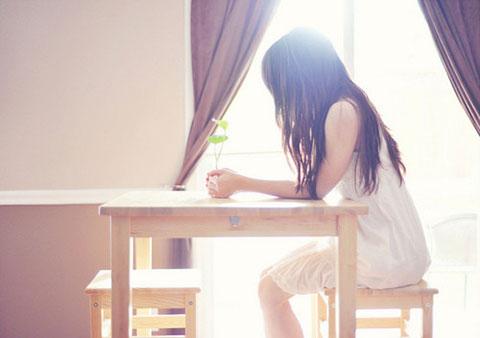 Không khóc khi cô đơn