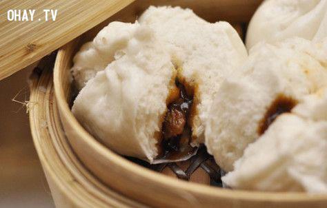 Những món ăn rất hấp dẫn được làm từ thịt lợn ở Hồng Kông