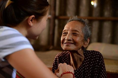 Việt Nam có cụ bà lớn tuổi nhất thế giới