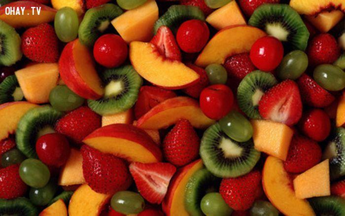 Ăn trái cây, đừng uống nước ép.