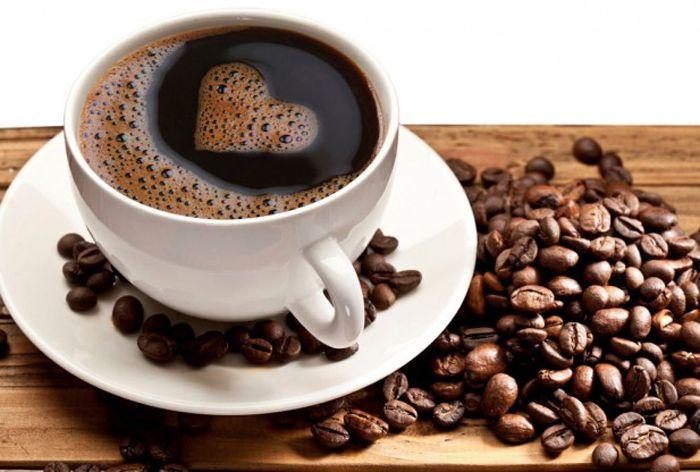 Uống nước chanh, trà xanh hoặc café đen