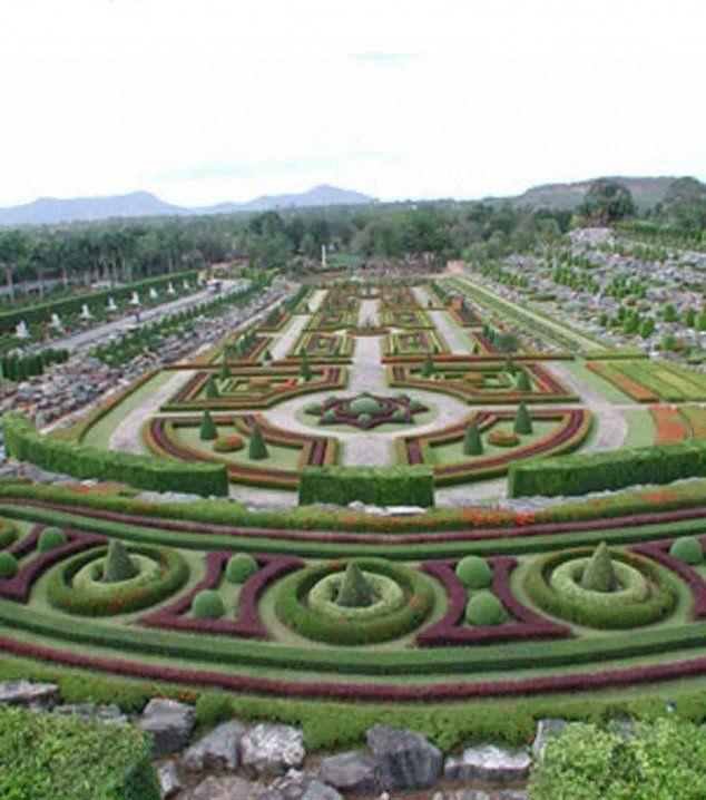 ảnh vườn cổ tích,công viên,không gian đẹp