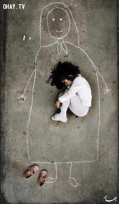Hình ảnh Những bức ảnh chia lìa tình máu mủ khiến cả thế giới xúc động số 2