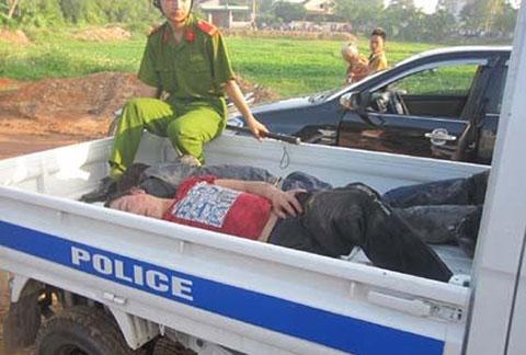 Người dân Phú Thọ đánh nghi can trộm chó đến bất tỉnh