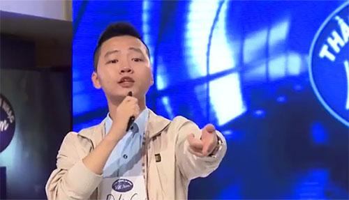 Thí sinh tự tin nhất Vietnam Idol 2015 là anh ấy