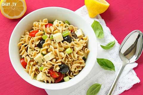 Một số lưu ý khi nấu pasta
