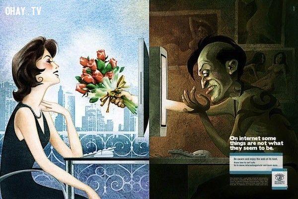 ảnh Poster,ấn tượng,suy nghĩ,suy ngẫm,quảng cáo sáng tạo
