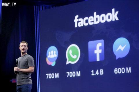 3 sự thay đổi lớn của Facebook về hiển thị trên NewsFeed của người dùng