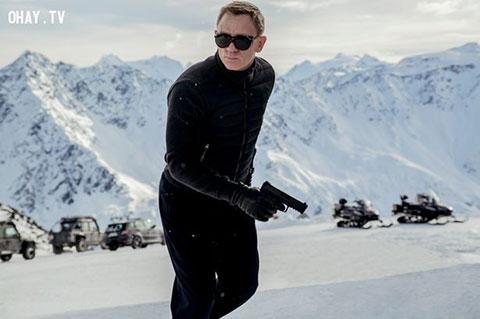 Cùng spoil siêu phẩm James Bond 24 - Spectre