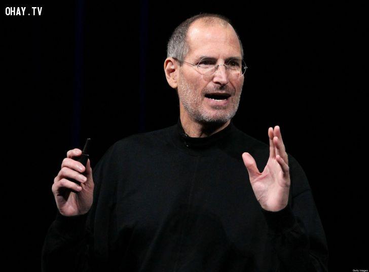 ảnh bài học thành công,Steve Jobs,nguyên tắc để thành công,thành công