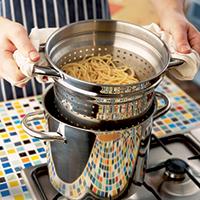 ảnh món ăn,cách nấu pasta,cách nấu mì ý,hướng dẫn nấu ăn