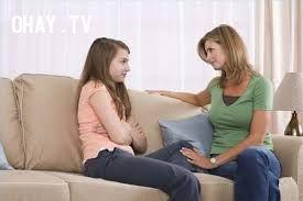 ảnh lời khuyên,con cái,cha mẹ,dậy thì,hiểu con