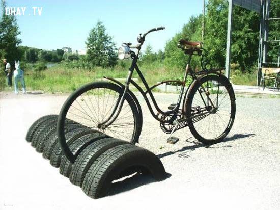 ảnh Tái chế,tái sử dụng,lốp xe,bảo vệ môi trường,tái sử dụng lốp cũ