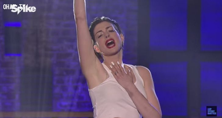 ảnh Anne Hathaway,Wrecking Ball,Miley Cyrus